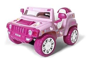 Hello Kitty 12V SUV Ride-On