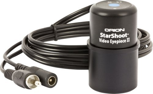 Orion 52184 Starshoot Video Eyepiece Camera Ii