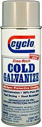Cyclo C800 Cold Galvanize Zinc Coating - Case of 12