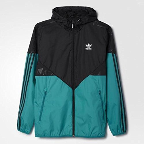 Adidas Colorado WB Giacca a vento L eqt green