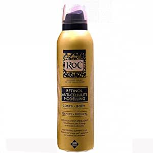 Amazon.com : RoC Retinol Anti Cellulite Body Modelling Slimming Cream ...