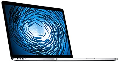 "Apple MacBook Pro 15"" Retina, Intel Core i7 quad-core 2.20 GHz, Unità flash da 256GB, 16 GB RAM DDR3L a 1600MHz, Intel Iris Pro Graphics"