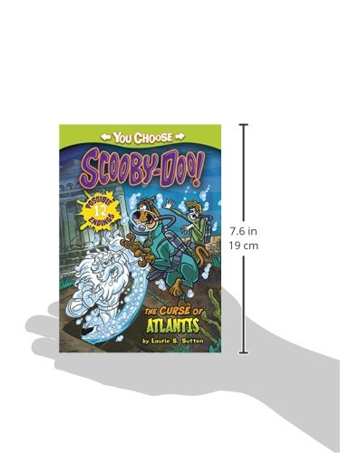 The Curse of Atlantis (You Choose: Scooby-Doo!)
