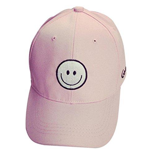 familizo-algodon-bordado-gorra-de-beisbol-del-snapback-ninos-ninas-hip-hop-sombrero-plano-rosado
