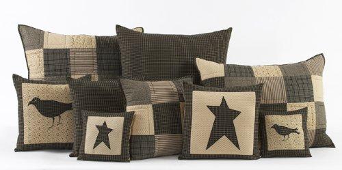 "Kettle Grove 16"" Crow Decorative Pillow front-317135"