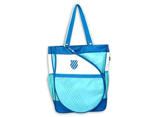 K-Swiss Men's Ibiza Convertible Backpack,Blue Aster/Bachelor Button/White,US (Modells Sporting Goods compare prices)