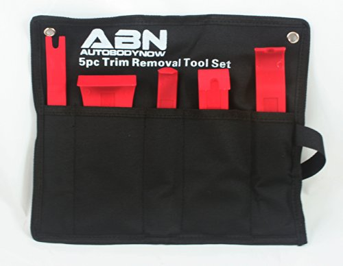 ABN Premium Auto Trim Removal Tool Kit - 5 Piece