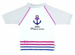 Sun Protective UV T-Shirt - Girls - Little Miss Scherrer - Little Scherrer