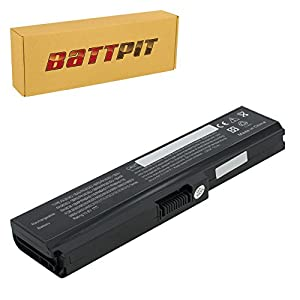 BattpittTM Laptop / Notebook Battery Replacement for Toshiba PA3817U-1BRS (4400 mAh) (Ship From Canada)This battery is NOT compatible with the following models:Satellite L600 Series, L700 series and up