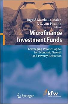 microfinance and its growth For a long time, microfinance – the extension of very small loans to poor people –   development (ebrd) and from the esrc-dfid grant es/j009253/1.