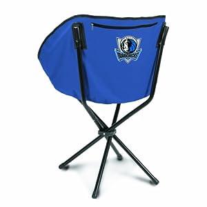 NBA Dallas Mavericks Portable Folding Sling Chair by Picnic Time