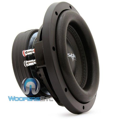 "Vd-8 D4 - Skar Audio 8"" 400W Rms Dual 4-Ohm Vd Series Subwoofer"