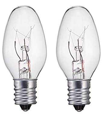 creative hobbies replacement light bulbs for scentsy wax. Black Bedroom Furniture Sets. Home Design Ideas