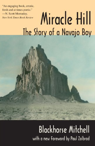 Miracle Hill: The Story of a Navajo Boy