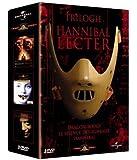 Coffret Trilogie Hannibal Lecter 3 DVD : Le Silence des agneaux / Dragon rouge / Hannibal