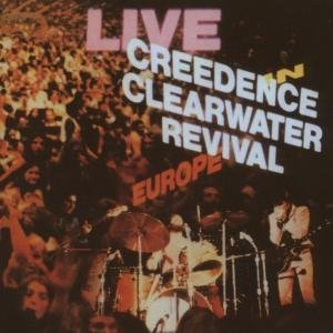 Creedence Clearwater Revival - Live - Zortam Music