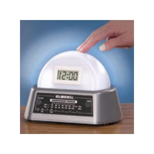 sound machine and alarm clock in one