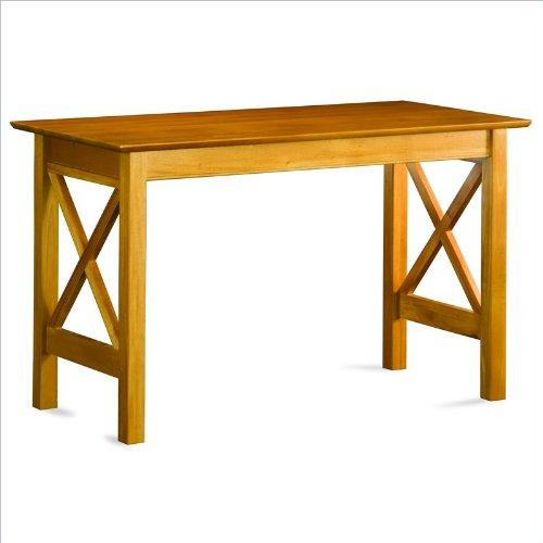 Atlantic Furniture Lexington Work Table, Caramel Latte