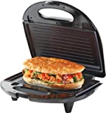 Borosil Krispy (HASM70ND12) Grill Sandwich Toaster