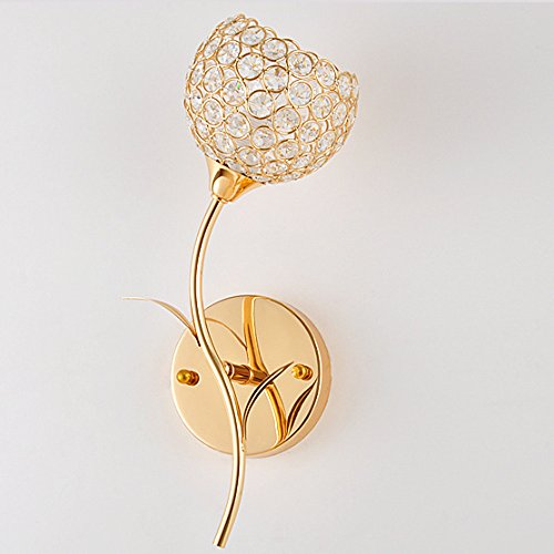 Moderne allée minimaliste salon de lampe de chevet de lampe de mur mur