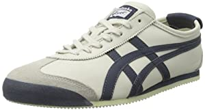 Onitsuka Tiger Mexico 66 Sneaker,Birch/India Ink/Latte,10.5 M US