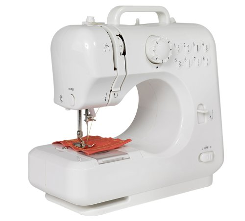 Review Michley LSS-505 Lil' Sew & Sew Multi-Purpose Sewing Machine with Built-In Stitches