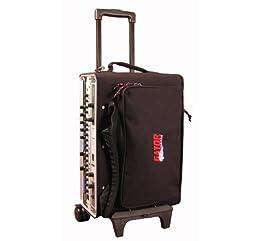 Gator 3U Audio Rack Bag with wheels (GRBW-3U)