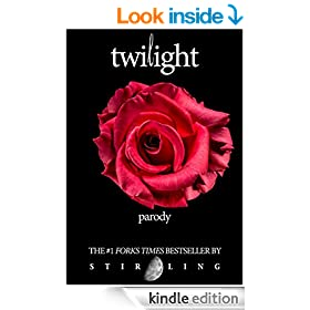 Twilight Parody (Parody of Bestseller Book 2)