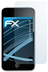 atFoliX FX-Clear Displayschutzfolie für Apple iPod Touch 4G (3-er Stück)