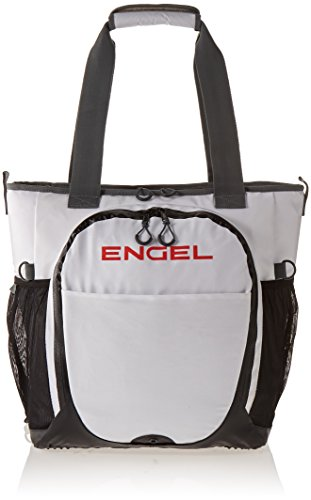 ENGEL COOLERS BACKPACK COOLER BAG - WHITE (Soft Pack Cooler Family compare prices)