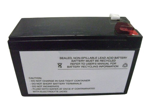 UPS Battery for APC BP700UC Paramount-Acid Battery Replacement 12V, 9Ah