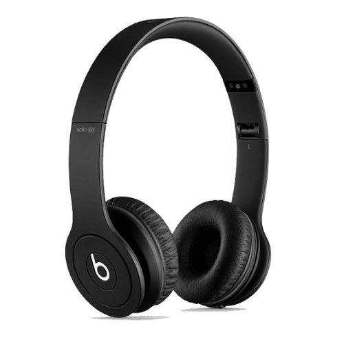 【国内正規品】Beats by Dr.Dre Solo HD 密閉型オンイヤーヘッドホン マットブラック BT ON SOLOHD M-BLK