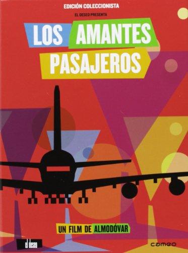 Los Amantes Pasajeros - Edición Coleccionista (DVD + BD + Libreto + 4 Imanes) [Blu-ray]