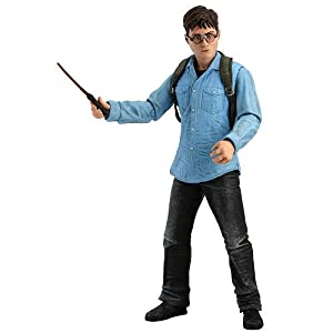 NECA Harry Potter Deathly Hallows Series 2 Action Figure Harry Potter Version 2