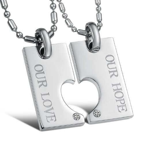 Opk Jewellery Necklaces Stainless Steel Neckwear Chains Cool Pendants Gold And Black Plated Necklets