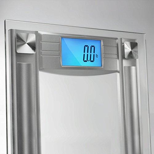 Slimsmart Digital Bathroom Scale Extra Large Lighted Digital Display Scale 400 Pounds 225