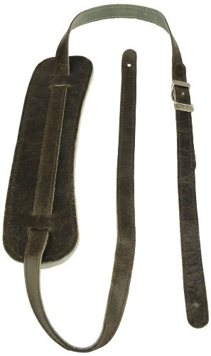 Perris Leathers Cbsl-D Vintage Guitar Strap With Deluxe Garmet Leather