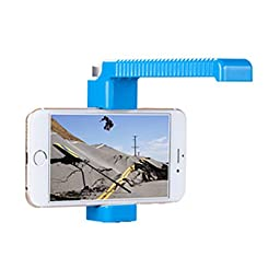 HotShot Smart Phone Handle - Crystal Blue