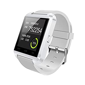 MEMTEQ® Bluetooth Smart Watch, Wrist Watch Phone for Android