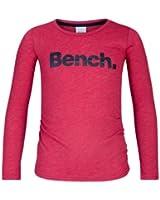 Bench T-shirt à manches longues Moondusting pour fille