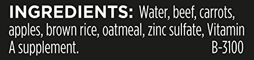 Purina Pro Plan Meal Enhancements for Dogs, Savor Additions Beef & Carrot Puree, 3.2-Ounce Pouch, Pack of 14_Image4