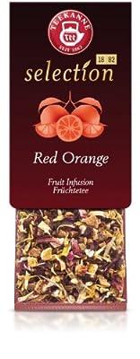 Teekanne Selection 1882 im Luxury Bag - Red Orange - fruchtig-spritzig, 20 Portionen, 1er Pack (1 x 110 g) von Teekanne auf Gewürze Shop