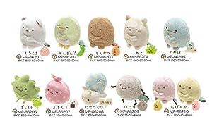 San-X Sumikko Gurashi 2'' Plush Toys Stuffed Animal Collection of 11pc