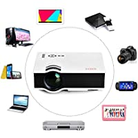 Unic 800 lm LED Corded Portable Projector