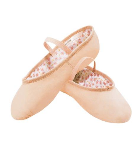 capezio-205-daisy-in-pelle-scarpe-da-danza-ballet-pink-125-m-eu-31