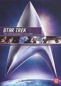 STAR TREK 6 : Terre Inconnue [Import belge]