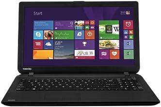 """Toshiba Satellite C50-B-19H PC Portable 15.6"""" Noir (Intel Pentium, 8 Go de RAM, Disque Dur 750 Go, Mise à jour Windows 10 gratuite)"""