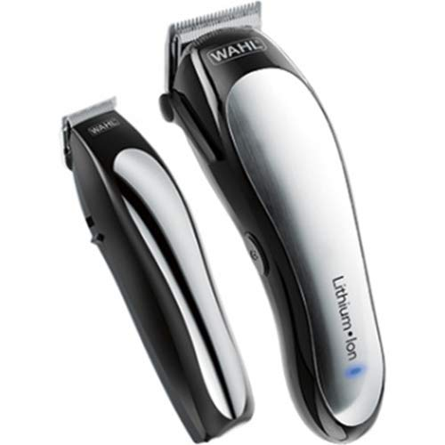 Wahl Lithium Pro Cordless Haircut & Touch Up Kit With Case (23 Pieces) Model# 79600-3301