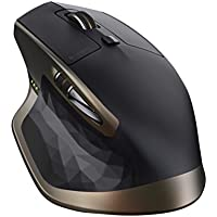 Logitech MX Master Wireless Laser Mouse (Black)