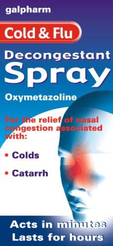 GALPHARM Nasal Decongestant Spray 15ml